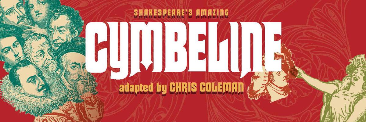 Shakespeare's Amazing Cymbeline Banner