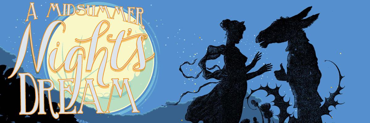 A Midsummer Night's Dream Banner